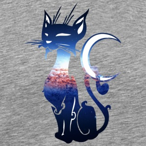 Galaxy_cat_16 - Men's Premium T-Shirt