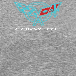 Chevrolet Corvette - Men's Premium T-Shirt