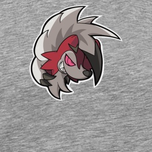 Lycanroc Midnight - Men's Premium T-Shirt