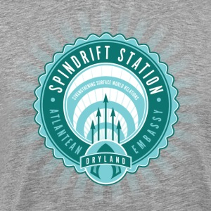 Spindrift Station - Men's Premium T-Shirt