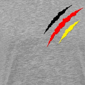 deutchland - Men's Premium T-Shirt