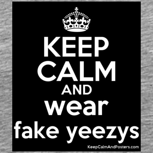 fakeyeezy merch - Men's Premium T-Shirt