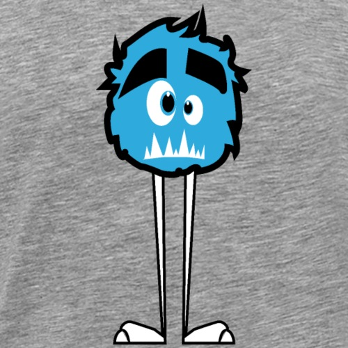 HAppy Feet Monster - Men's Premium T-Shirt