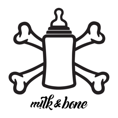 Milk And Bone - Men's Premium T-Shirt
