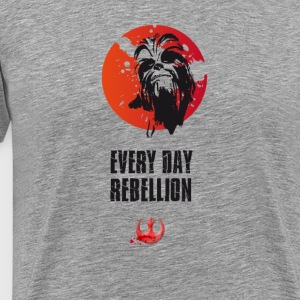 rebellion chewbakka Monster - Men's Premium T-Shirt