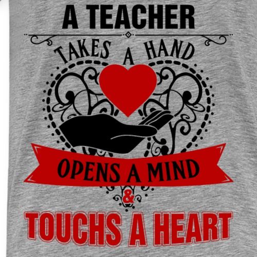 Teacher gift - Men's Premium T-Shirt