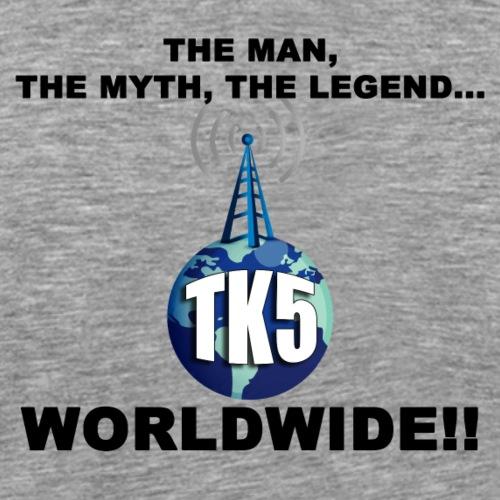 TK5 Worldwide - Men's Premium T-Shirt