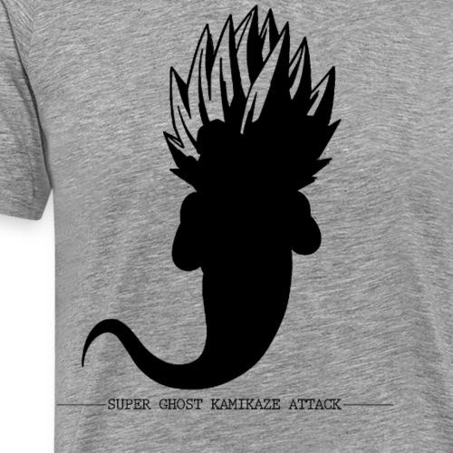 gotenks_blast - Men's Premium T-Shirt