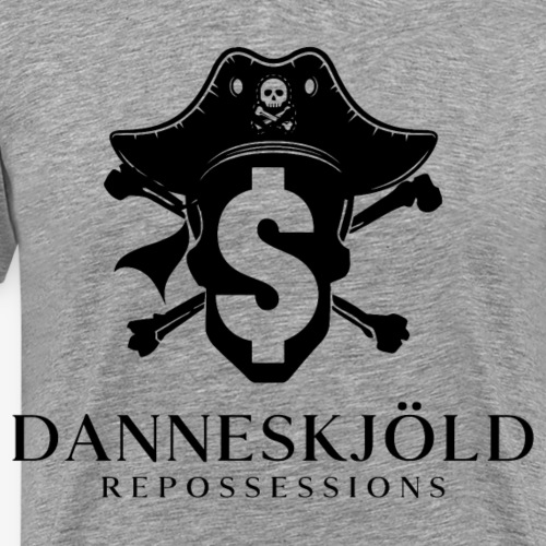 Danneskjold Repossessions - Dark - Men's Premium T-Shirt