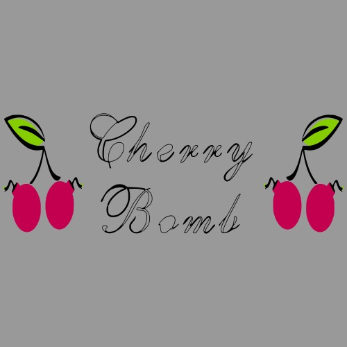 Cherry Bomb - Men's Premium T-Shirt