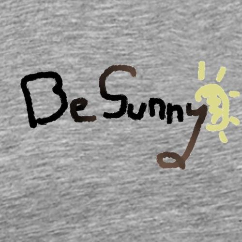 Be sunny - Men's Premium T-Shirt