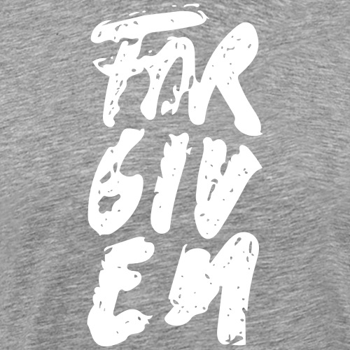 Forgiven Brush - Men's Premium T-Shirt