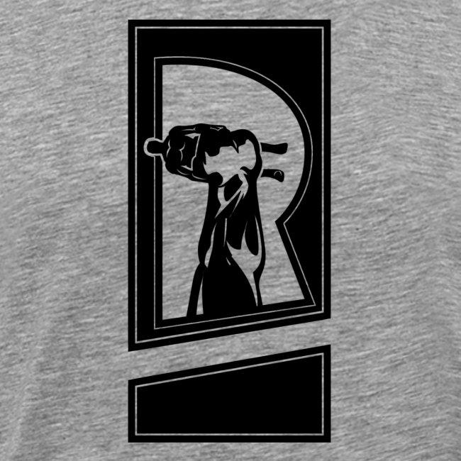 Review Spot Logo Black