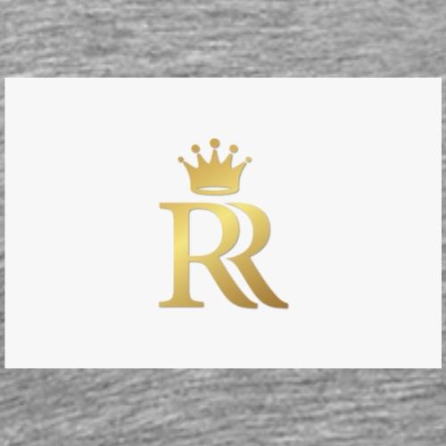 Shuga designs graphic and website design RR Logos - Men's Premium T-Shirt