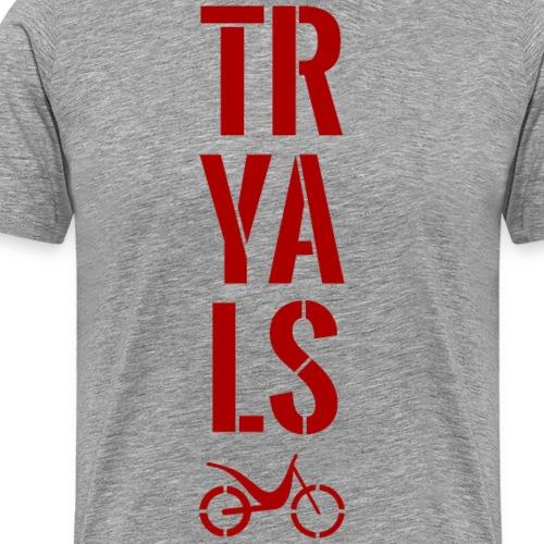 Tryals - Men's Premium T-Shirt