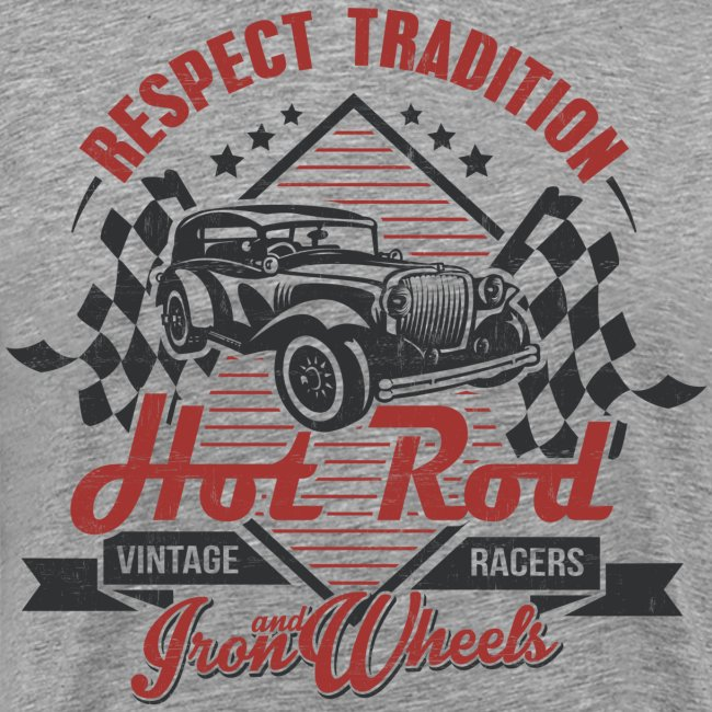 Hot Rod Vintage racers