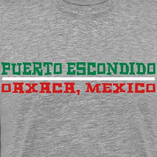 Puerto Escondido Oaxaca - Men's Premium T-Shirt