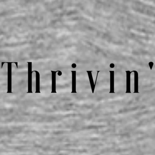 basic thrivin' apparel - Men's Premium T-Shirt