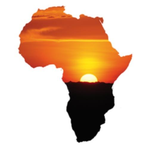 AFRICA SUN - Men's Premium T-Shirt