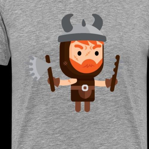 Viking Lvl 3 - Men's Premium T-Shirt