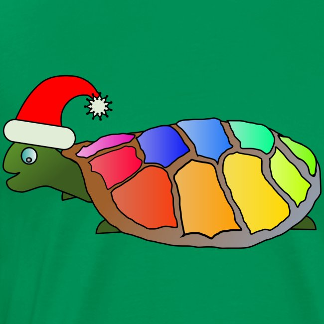 Rainbow Turtle