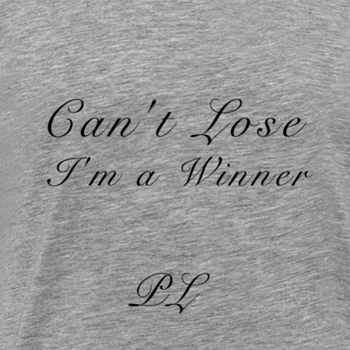 Parker Lewiz Cant Lose - Men's Premium T-Shirt
