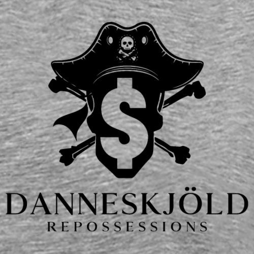 Danneskjold Repossessions - Dark - Small - Men's Premium T-Shirt