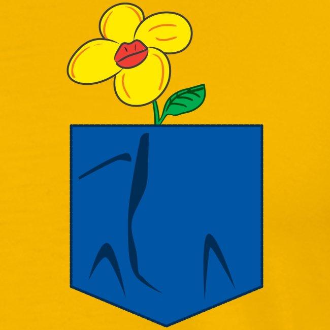 Kiss of spring- pocket