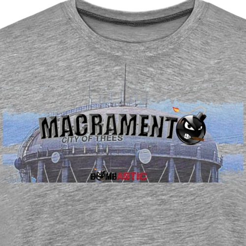 MACRAMENTO - Men's Premium T-Shirt