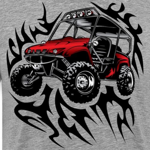 offroad utv side by side shirt - Men's Premium T-Shirt