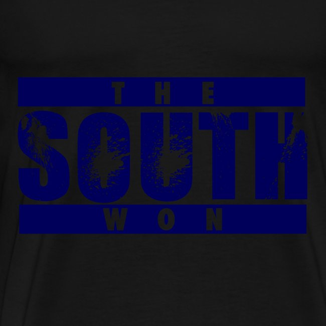 The South Won Blue
