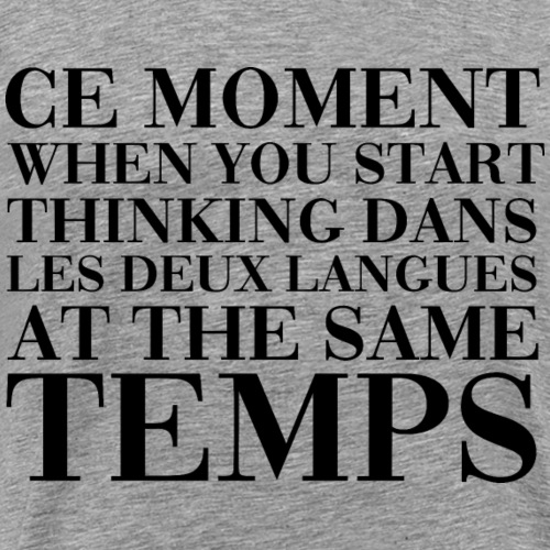 Ce Moment When You Start Thinking Dans Les Deux...