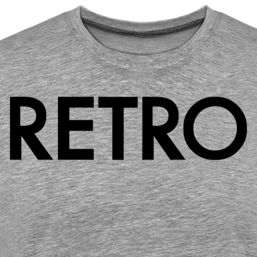 RETRO Shirt - Men's Premium T-Shirt