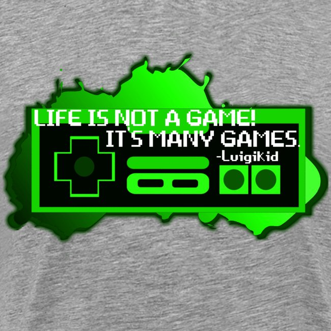 Life is not a game1 png