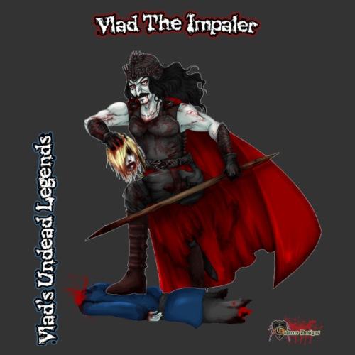 Vlad The Impaler No BG - Men's Premium T-Shirt