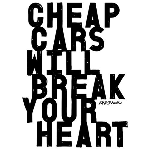 Cheap car - Men's Premium T-Shirt