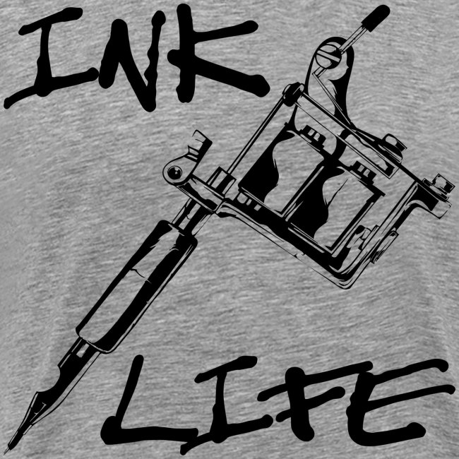 Tattoo Ink Life Men S Premium T Shirt