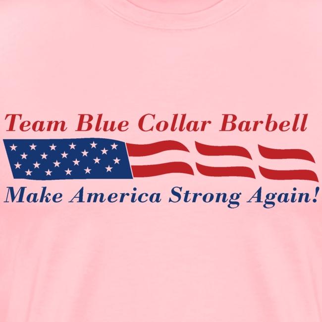 make america strong again