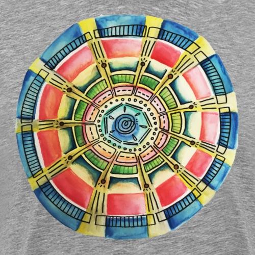 Light Tunnel - Men's Premium T-Shirt