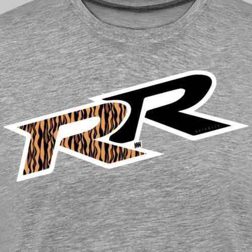 Tiger RR - Men's Premium T-Shirt