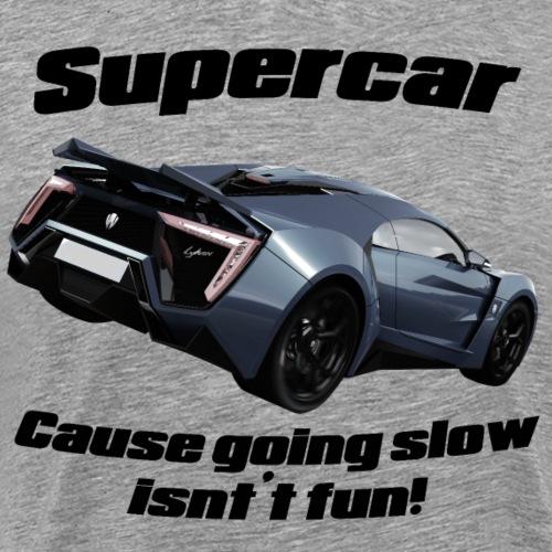 Supercar! - Men's Premium T-Shirt