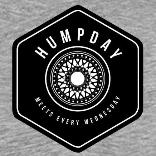 Humpday small rim - Men's Premium T-Shirt
