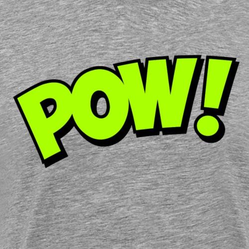 Pow! - Men's Premium T-Shirt