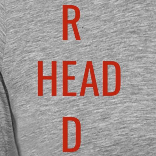 T Red Head - Men's Premium T-Shirt