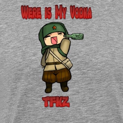 TFKZ Nikolai - Men's Premium T-Shirt