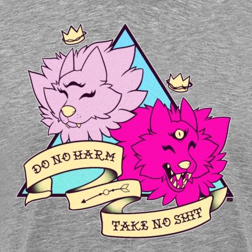 - Do No Harm, Take No Sh*t - - Men's Premium T-Shirt