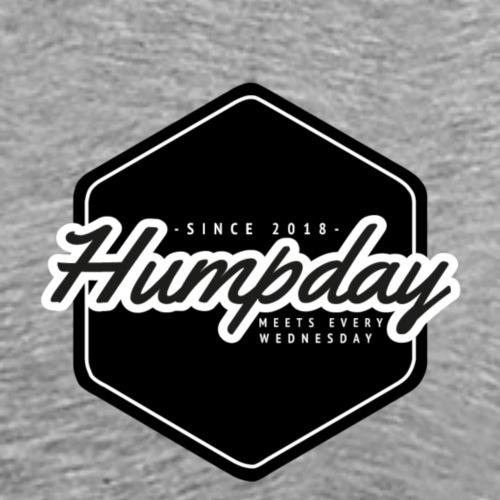 Humpday logo - Men's Premium T-Shirt