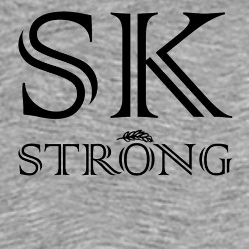 SK STRONG - Men's Premium T-Shirt