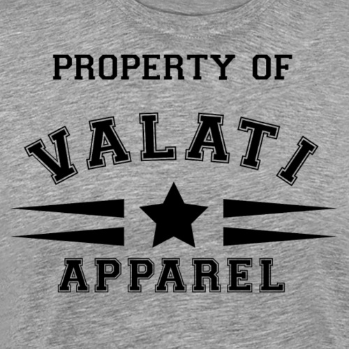 Property Of - Men's Premium T-Shirt