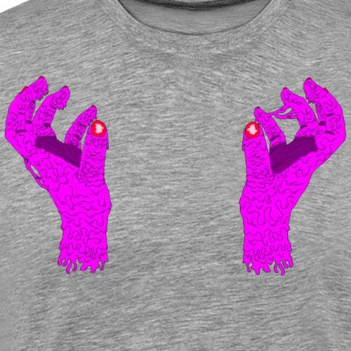 The Hands - Men's Premium T-Shirt